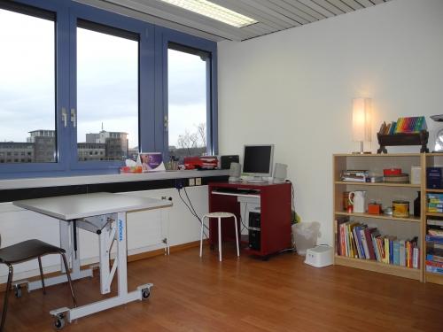 Praxis Laatzen - Raum 3 - Hirnleistungstraining/ Besprechungen