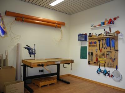 Praxis Laatzen - Werkstatt