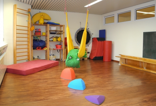 Praxis Laatzen - Raum 5 - Bewegungsraum/ Pädiatrie